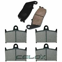 Front Rear Brake Pads For Victory Vegas 8-Ball 1731 2010 2011 2012 2013-2017