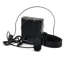 Aker MR1505 12W Waistband Portable Loud Voice Booster Amplifier Speaker US Stock