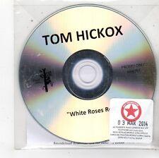 (FS713) Tom Hickox, White Roses Red - 2014 DJ CD