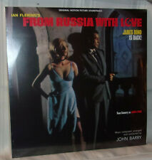John Barry FROM RUSSIA WITH LOVE Remastered 2014 LP NEW! Europe Import