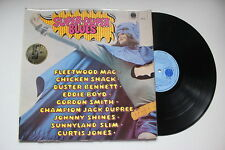Various Artists / Super Duper Blues / 1969 UK 1st press Blue Horizon LP / EX