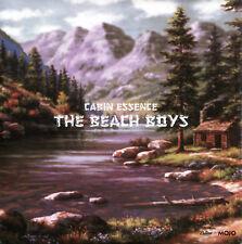 "BEACH BOYS - 7"" Cabin Essence/wonderful (UK, Capitol Mojo, 2011) Yellow Vinyle"