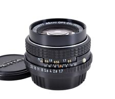 SMC Pentax-M 50 mm 1:1,7 adaptierbar an digital