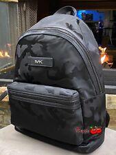 Michael Kors Kent Men's Large Backpack Nylon Black