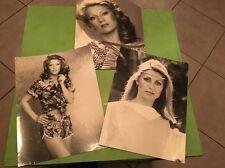 sheila Rares  3 photos Original originale Presse Noir Et Blanc