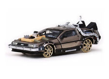 De Lorean DMC 12 Diecast Model Car from Back To The Future Part 3 24014