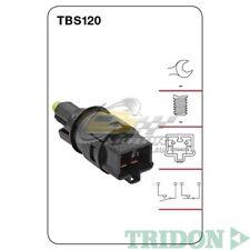 TRIDON STOP LIGHT SWITCH FOR Isuzu D-Max 10/08-06/13 3.0L(4JJ1) 8V(Diesel)TBS120