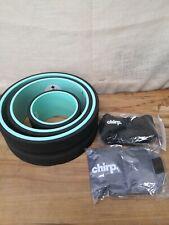 "Good Condition PLEXUS Plus by Chirp -Yoga Wheel 3-Pack 6, 10, 12"""