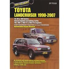 Toyota Landcruiser 70/80 & 100 Series Diesel from 1990-2007 with MPN EP.TO18