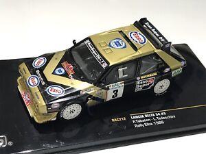 Ixo Lancia Delta S4 #3 Rally Elba 1986 F Tabaton L Tedeschini