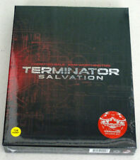 TERMINATOR SALVATION (Blu-ray) A 2-Type STEELBOOK / 900 copies Limited /Region A