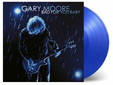 Gary Moore – Bad For You Baby Numbered Coloured Vinyl LP NEW!