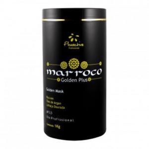 Marroco Golden Plus Mask 1000ml - Floractive 1Kg professional