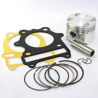 72.5mm For Suzuki GN250 1985-2001 Cylinder Piston & Kit Top End Gasket