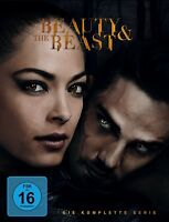 BEAUTY AND THE BEAST-GESAMTBOX  20 DVD NEU