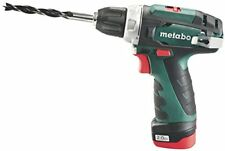 Perceuse-visseuse sans fil 10 8 V 2ah-bs Basic Metabo
