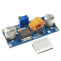 2PCS XL4015 DC-DC Step Down Adjustable Power Supply Module Lithium Charger 5A