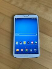 "Samsung Galaxy Tab 3 8"" Tablet (16 GB) - White, Excellent condition"