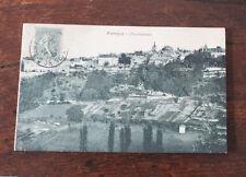 CPA Côte d'Or Bourgogne Flavigny Vue générale 1924