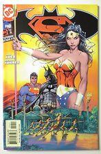 Superman / Batman #10 (Jul 2004, DC) (C5081) Wonder Woman Cover Micheal Turner