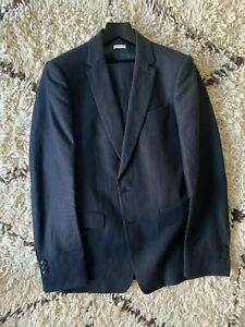 Dries Van Noten black suit size 46 (36) WORN ONCE