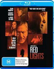 Red Lights (Cillian Murphy) BLU-RAY Region B *NEW & SEALED*