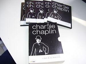 Charlie Chaplin - Collection 2  * 5 DVD BOX 450 Minuten *