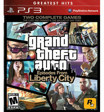 Grand Theft Auto: Episodes from Liberty City (Greatest Hits)  (Sony...