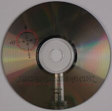 MEGADEATH: Cryptic Writings Promo Advanced Copy Heavy Metal CD '97 Thrash