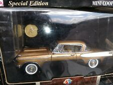 1958 Studebaker Golden Hawk Gold 1/18 Diecast Model Car by Road Signature 2001