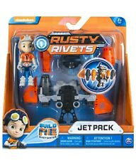 Rusty Rivets Jet Pack Build Me Pack Nickelodeon Figure Set * New *