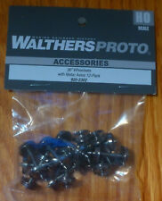 """Walthers #920-2302 (36"""" Wheelsets with Metal Axies 12-Pack) 1:87 Scale"""