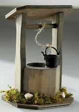 Kahlert - Fountain Height 3 15/16in Wood New / Orig. Packaging