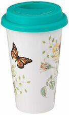 Lenox Butterfly Meadow Thermal Travel Mug, T, New, Free Ship
