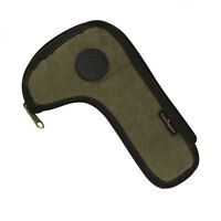 Tourbon Rifle Bolts Bag Hunting Holster Zipper Storage Gun Protect Holder Canvas