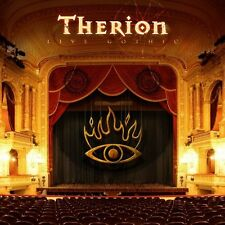 Therion - Live Gothic [New CD] Holland - Import