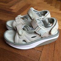MBT Kisumu 3S Sandals Sz EU 38.5 / US 8 / UK 5 Comfort Shoes RRP199$