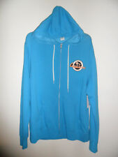QUIKSILVER Men's Zip-Up Hoodie JAZZ HANDS - NBL - Large - NWT