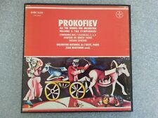 Prokofiev: All The Works For Orchestra: Volume 1: The Symphonies 3 LPs Records