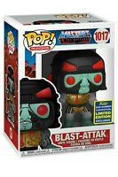 Funko POP! Masters Of The Universe #1017 Blast-Attak 2020 SDCC Limited New