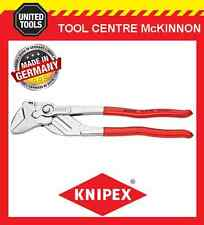 KNIPEX 86 03 300 300mm 60mm CAPACITY ADJUSTABLE PLIERS WRENCH – MADE IN GERMANY