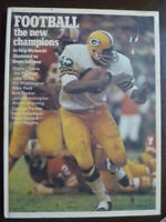 Football: The New Champions [Hardcover] [Jan 01, 1974] Skip Myslenski