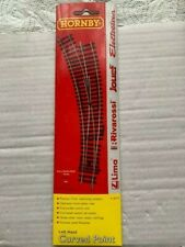 Hornby Points   1 x R8074 Curved Left hand point