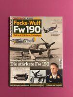 "FLUGZEUG CLASSIC EXTRA .."" Focke-Wulf Fw190 "" .. Ungelesen/Neuwertig"