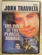 The Boy In The Plastic Bubble (DVD , 2004) Starring: John Travolta USA 1976 nice