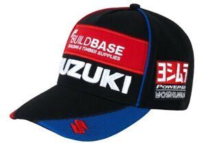 CAP Suzuki Buildbase Team Bikes BSB British Superbike Motorcycle NEW! Black