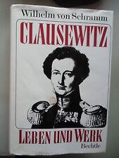 Clausewitz Leben und Werk 1976