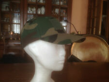 CASQUETTE CAMOUFLAGE ARMEE, CHASSE, PECHE, RANDO, OUTDOOR ETC...