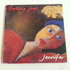 "FALLING JOYS ""Jennifer Live EP"" Rare 1991 5Trk Gatefold CDSingle *LiveTracks"