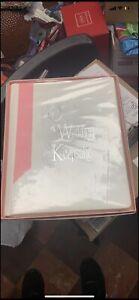 Hallmark White Wedding Photo Albums For Sale Ebay
